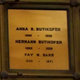 Profile photo:  Anna B. Butikofer