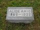 Alice Amig