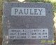 Kitty M <I>Reanier</I> Pauley