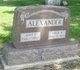 Mary E. <I>Roush</I> Alexander