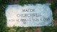 Profile photo:  Maude <I>Donaldson</I> Churchwell