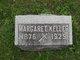 Margaret C. <I>Meyer</I> Keller