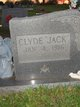 "Clyde ""Jack"" Jefcoat"