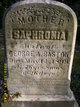 Mrs Saphronia Baston
