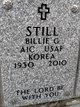 Billie Gene Still