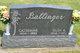 """Profile photo:  Catherine Lenora """"Kate"""" <I>Curry</I> Ballinger"""