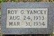 Roy G Yancey