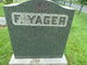 Frederick Yager
