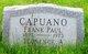 Profile photo:  Frank Paul Capuano