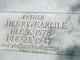 Henry Carlile