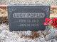 Lucy Marion Poplin