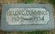 Helen C. <I>Benton</I> Cummings