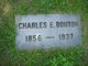 Profile photo:  Charles E Bouton