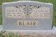 Profile photo:  Gladys H. Blair