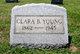 """Clarissa """"Clara"""" <I>Bell</I> Young"""