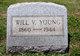 William Vescelius Young