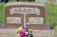 Lucy Mae <I>Golden</I> Adams