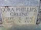 Cora Phillips Greene