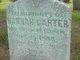 Hannah <I>Thomas</I> Carter