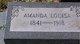 Amanda Louisa (Mandy) <I>Bright</I> Dyess