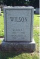 Margaret Elizabeth <I>Jackson</I> Wilson