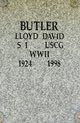Lloyd David Butler