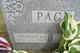 Harold G Page