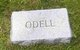 Profile photo:  Frank Odell Bowes