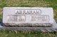 Mary E. <I>Sutton</I> Abraham