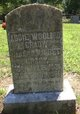 Profile photo:  Addie <I>Woolard</I> Brady