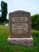 Caroline Elizabeth <I>Steffey</I> Volz