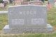 Helena Bertha <I>Etzler</I> Weber