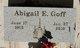 Abigail Eileen <I>Murdock</I> Goff