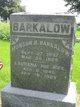 Pvt Munson B Barkalow
