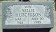 Nellie <I>Fair</I> Hutchison