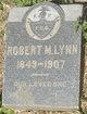 Profile photo:  Robert M. Lynn
