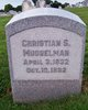 Christian S Musselman