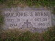 Marjorie S Byrne