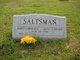 Janis E <I>Bitner</I> Saltsman