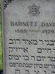 Profile photo:  Barnett Davis