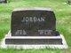 Profile photo:  Effie Almeda <I>Roberts</I> Jordan