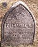 Catharine N Barrett