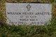 William Henry Arnette