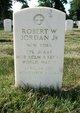 Robert W Jordan Jr.