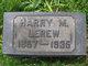 Harry Manaaseh Lerew