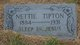 Nettie Tipton