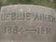 Leslie Aiken