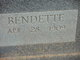 Bendette Adams
