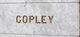 Profile photo:  Copley