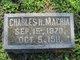 Profile photo:  Charles H. Machia